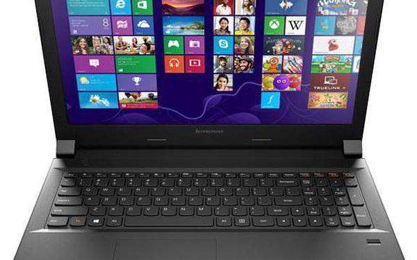 Notebook Lenovo IdeaPad B50-70 (59428936) černý