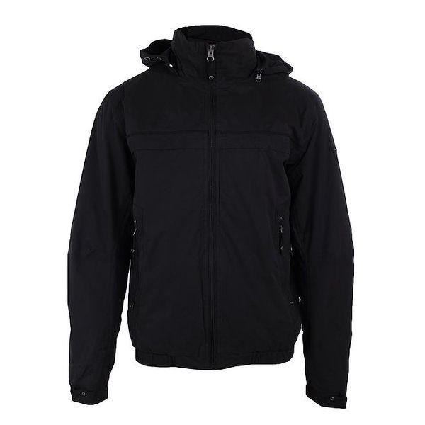 Pánská černá bunda Trimm