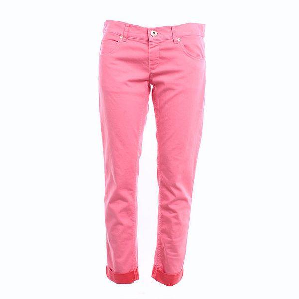 Dámské růžové džíny Pietro Filipi