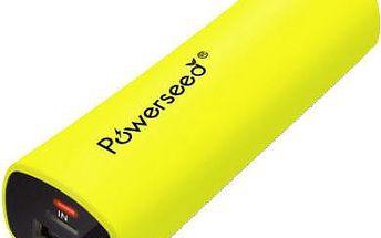 Powerseed PowerBank PS-2400E + Pouzdro pro Powerseed