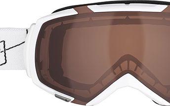 Lyžařské brýle Atomic Revel M Bílá Amber/Basic