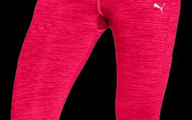 Pohodlné 3/4 fitness kalhoty Puma Tight