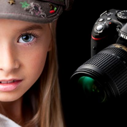 Ovládání digitální zrcadlovky + základy focení portrétu 15.2.