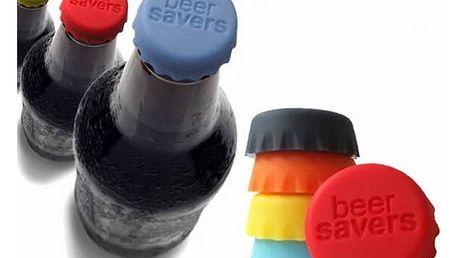 Silikonová víčka pro pivní láhve