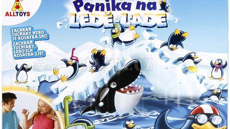 Alltoys Hra Panika na ledě