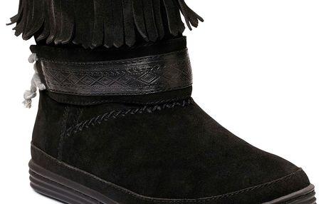 Dámské zimní boty Venise Leather