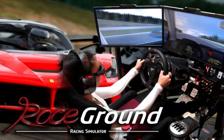 DVĚ ZÁVODNÍ JÍZDY na 3D simulátoru! Usedněte za volant nejrychlejšího sporťáku a dupněte na plyn, závod začíná! Své síly můžete změřit s partou kamarádů nebo s nejlepšími závodními jezdci! 4 špičkové simulátory na vás čekají v Race Ground u Dejvické!