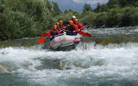 Sjíždějte nejdravější řeku na Slovensku - Belá a zažijte strhující adrenalin.