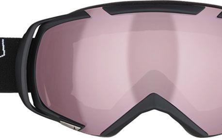 Lyžařské brýle Atomic Revel2 M Černá Amber Grey/Upgraded Mirror