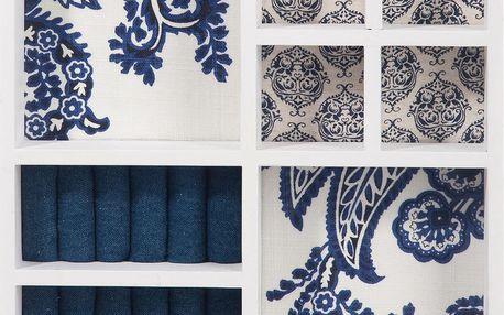 Krabice na šperky Blue Print