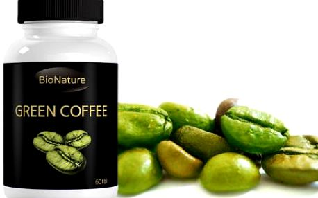 Green Coffee tablety na hubnutí