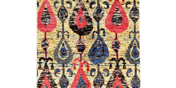 Koberec Ikat H9, 120x180 cm