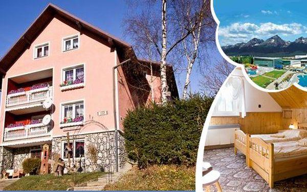 Dovolená v Tatrách v rodinném penzionu Šilon v malebné obci Ždiar!! Vychutnáte si bohatou polopenzi, zahřejete se kávou nebo čajem!! Vyjet můžete na 3 nebo 7 dní ve dvou a vychutnat si krásy zdejší přírody až do října 2015!!