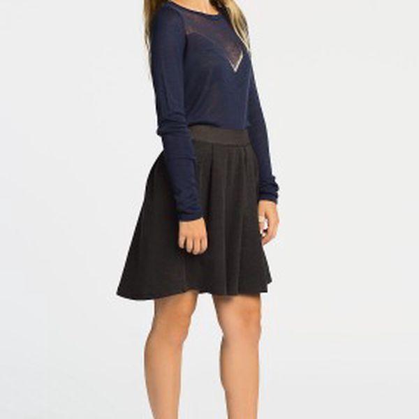 Krásná dámská rozšiřovaná sukně z kolekce Vero Moda
