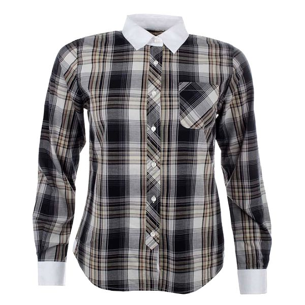 Dámská kostkovaná košile s dlouhým rukávem Big Star