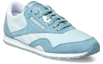Reebok CL NYLON SLIM COLORS modrá EUR 39 (6 UK women)