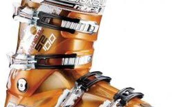 Sjezdové sportovní boty - Rossignol RADICAL SENSOR 2 100