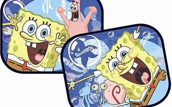 Stínítka do auta SpongeBob (pár)