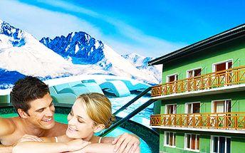Vysoké Tatry: až 4 dny v Clubhotelu Nezábudka. S polopenzí nebo All Inclusive