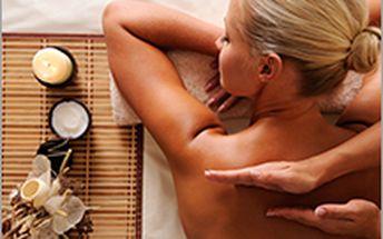 Regenerační masáž 50 min