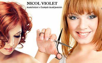 Balíčky kadeřnické péče pro vlasy všech délek