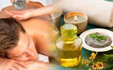 Jedinečná relaxační kúra určená speciálně pro MUŽE! Příjemné masáže a ošetření obličeje.