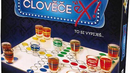 Albi stolní hra Na Ex! - Člověče