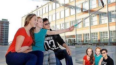 Teleskop s držákem na mobilní telefon, fotoaparát pro selfie fotografie. Poštovné je v ceně !