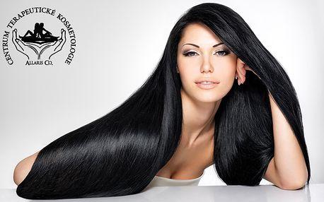 Mezoterapie vlasové pokožky