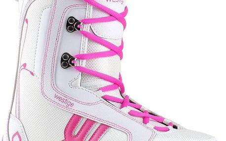 Krásná dámská snowboardová obuv Westige Illusion