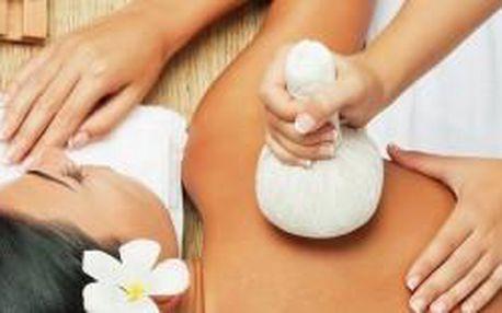 Královská bylinná masáž (60 minut) za pouhých 599 ...