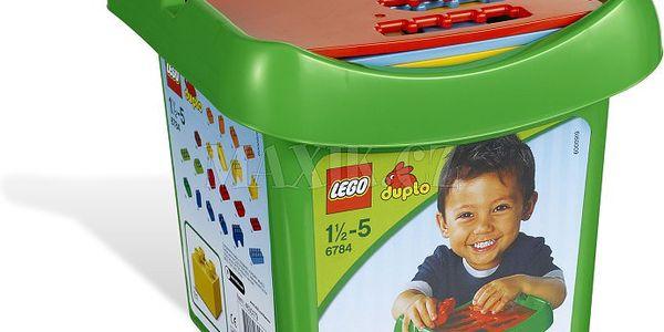 Lego Duplo Rozlišování tvarů