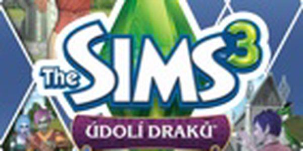 Zábavná hra na PC The Sims 3: Údolí draků