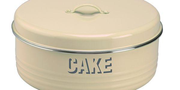 Dóza na dorty a koláče Vintage