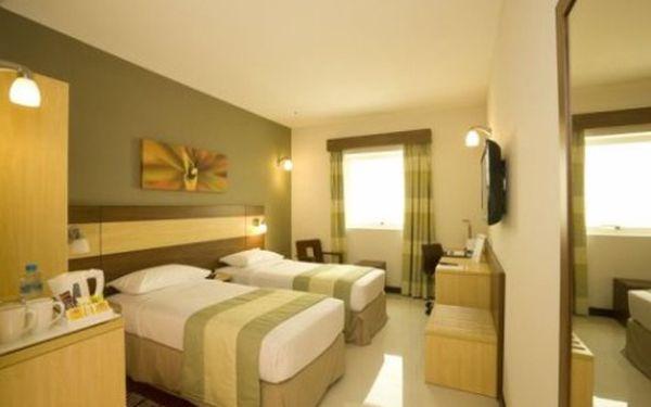 Spojené arabské emiráty, oblast Sharjah, letecky, polopenze, ubytování v 3* hotelu na 6 dní