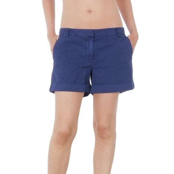 Dámské fialové šortky Tommy Hilfiger