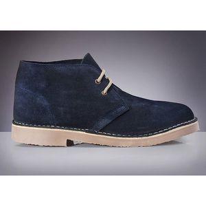 Pánské tmavě modré boty Roamers
