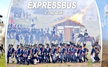 Waterloo, Brusel a Antverpy vč. ubytování na 1 noc