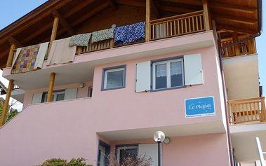 Rezidence Le Plejadi, Itálie, Dolomiti - Val di Fiemme / Obereggen, 8 dní, Vlastní, Bez stravy