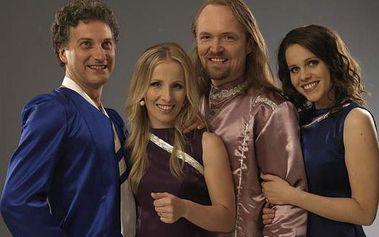 Velká ABBA show Mamma mia! v muzeu hudby