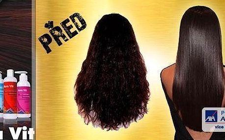 Přírodní vlasová kúravyhlazuje a regeneruje narušené a poškozené vlasy.Brazilský keratin 50 mlza skvělou cenu!Obnovte zdraví, pevnost a lesk svých vlasůs Brazilským keratinem.