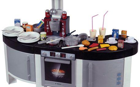 Kuchyňka Bosch velká s kávovarem Klein