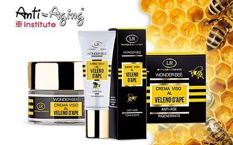 """Přírodní """"botox"""": Přípravky na pleť z včelího jedu - sérum/krém"""