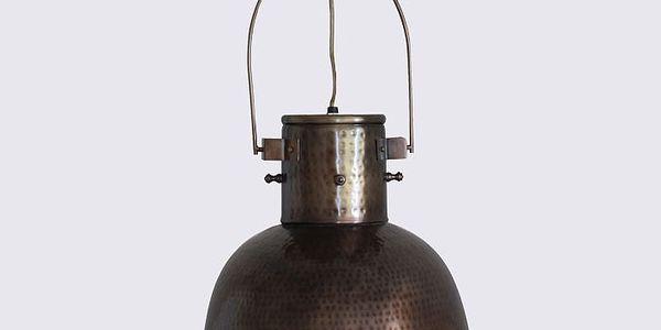 Závěsná lampa Clearwater