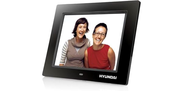 Elektronický fotorámeček Hyundai LF 817 MULTI