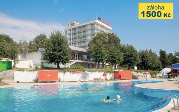 Bulharsko, oblast Kiten, letecky, all Inclusive, ubytování v 3* hotelu na 8 dní