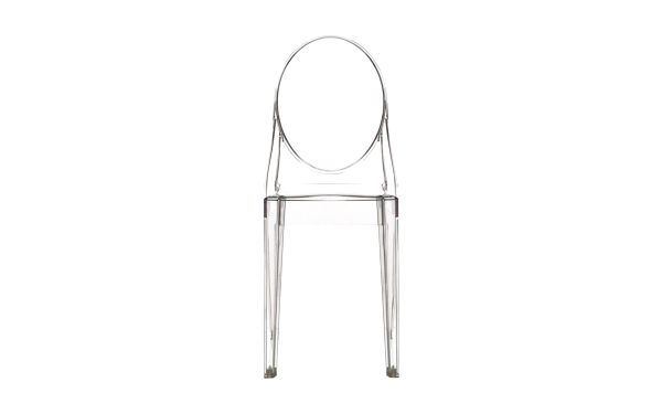 Židle Silla Transparent