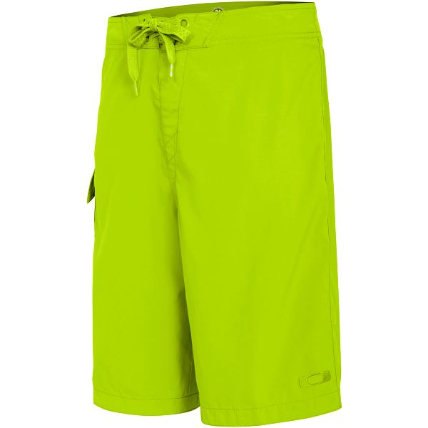 Koupací šortky Classic Volley limetkově zelené