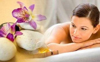 RELAXAČNÍ masáž zad a INDICKÁ masáž hlavy a krku. 60 minut nejpříjemnější masáže, jakou jste zažili!