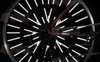 12 ks reflexních trubiček na výplet kola a poštovné ZDARMA s dodáním do 3 dnů! - 9999911605